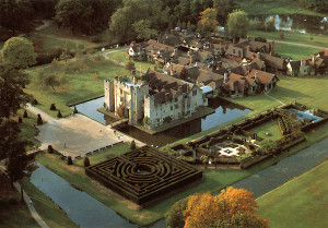 Hever Castle is one of Kent's foremost visitor attractions, with multiple buildings, commercial and residential on its site